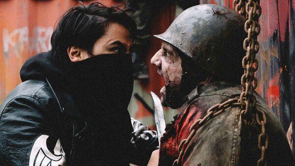 Кадр из фильма Чистота крови