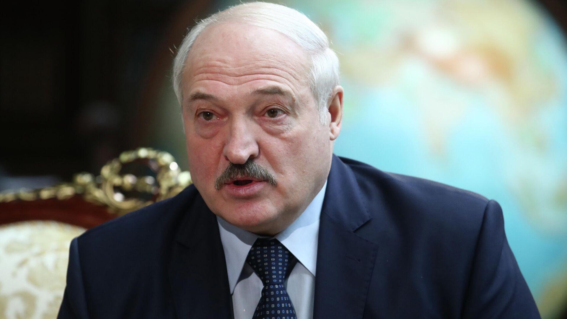 Александр Лукашенко - РИА Новости, 1920, 28.01.2021