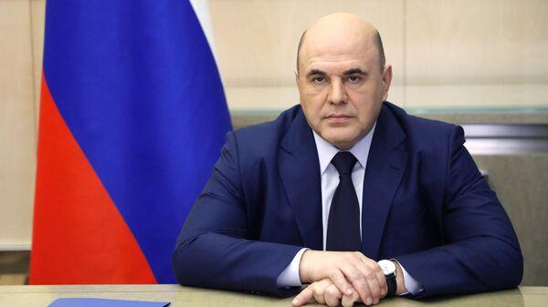 Премьер-министр РФ Михаил Мишустин проводит заседание Координационного совета при правительстве РФ по борьбе с коронавирусом
