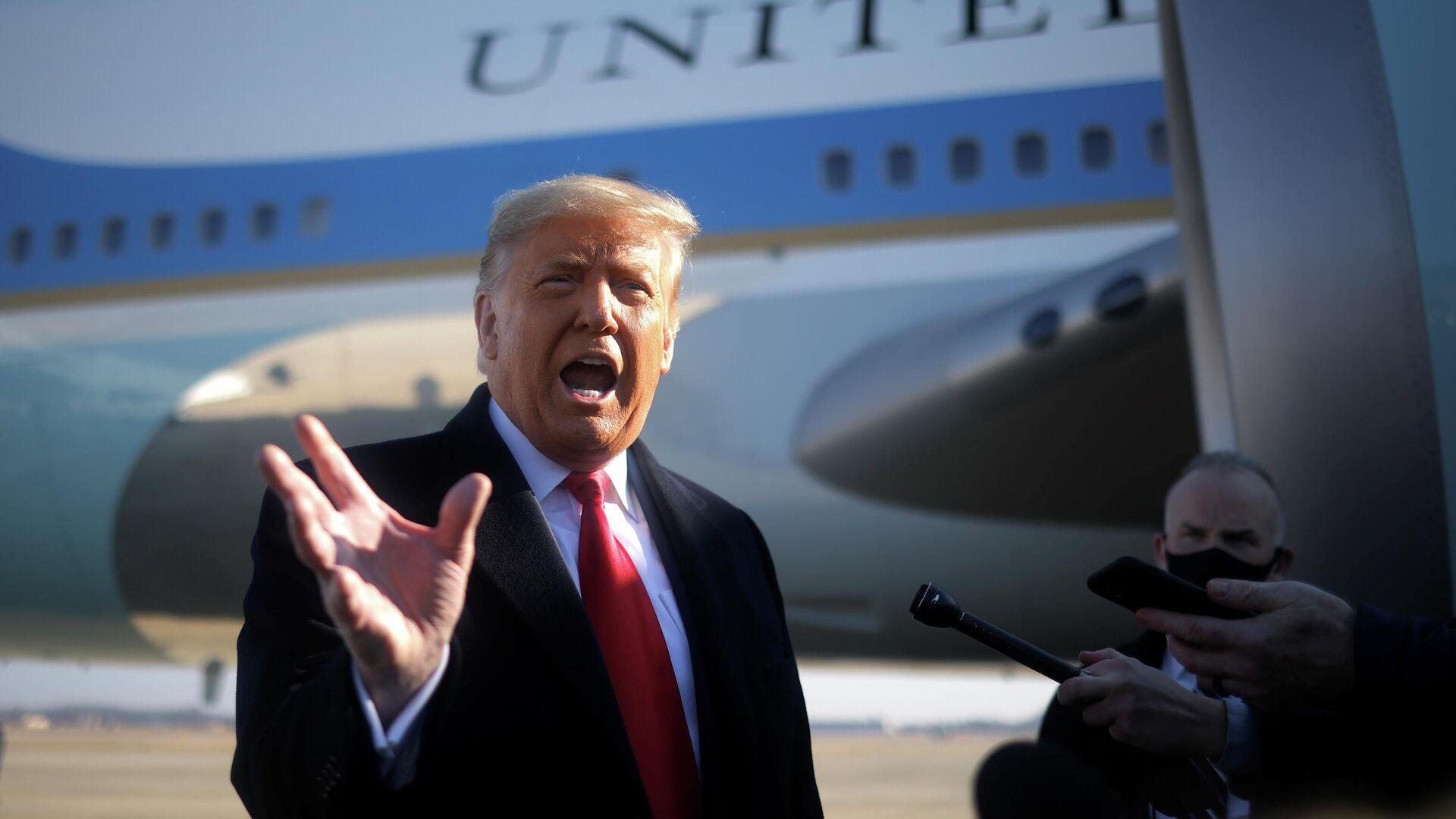 NYT: Макконнелл заявлял, что нарушения Трампа тянут на импичмент