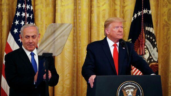 С глаз долой из сердца вон. Премьер Израиля сдал президента США в архив