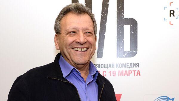 Художественный руководитель журнала Ералаш Борис Грачевский