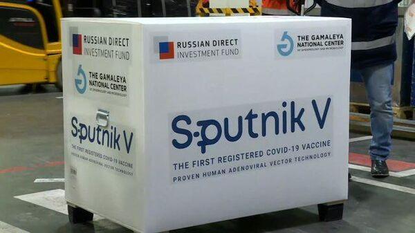Российская вакцина – Аргентине: еще 300 тысяч доз Спутника V летит в Буэнос-Айрес