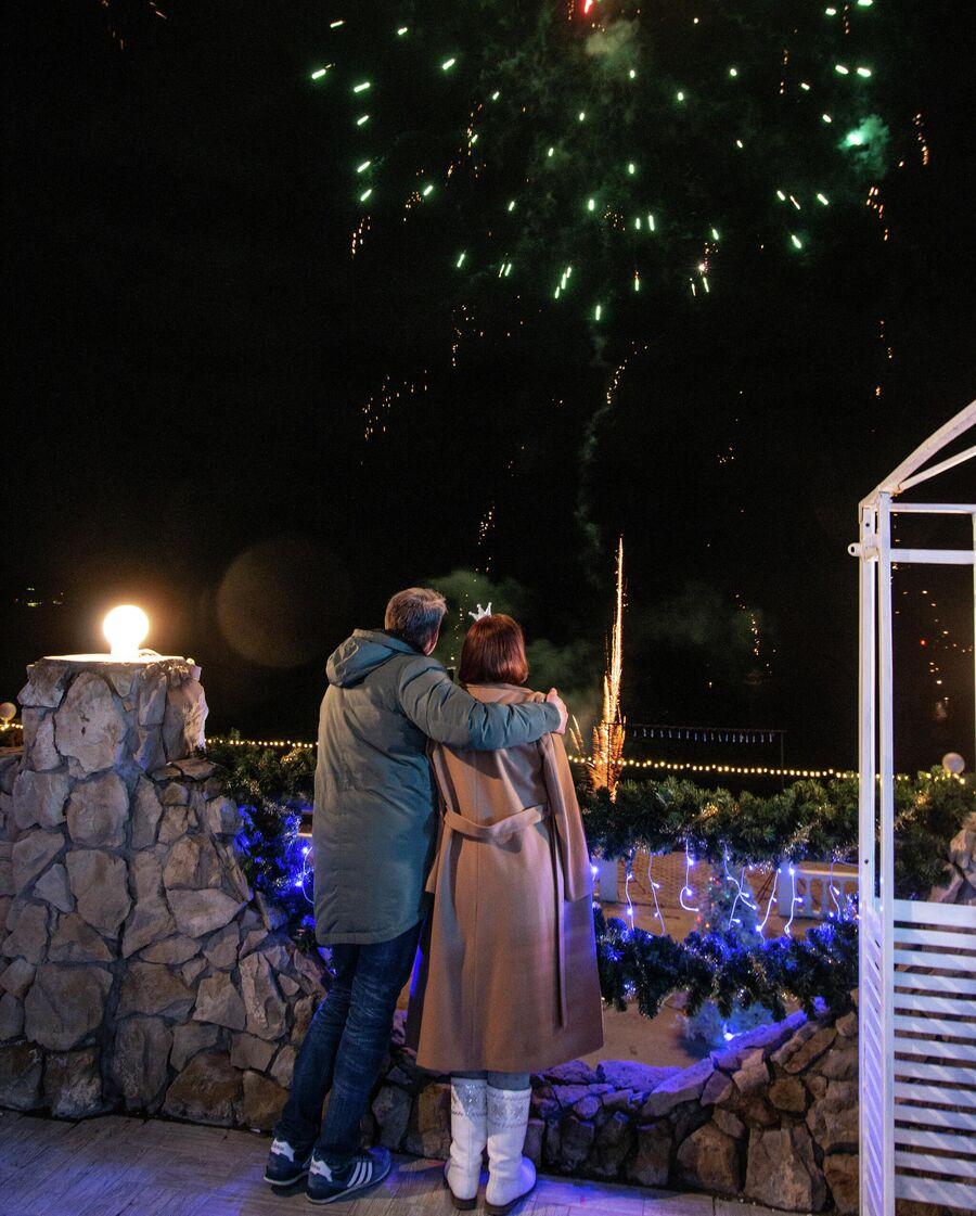 Актриса Анна Банщикова на съемках сериала Ищейка