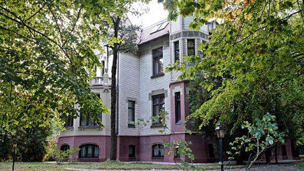 Резиденция почетного консула Греции в Калининграде