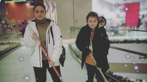 Виктория и Николай Селезневы
