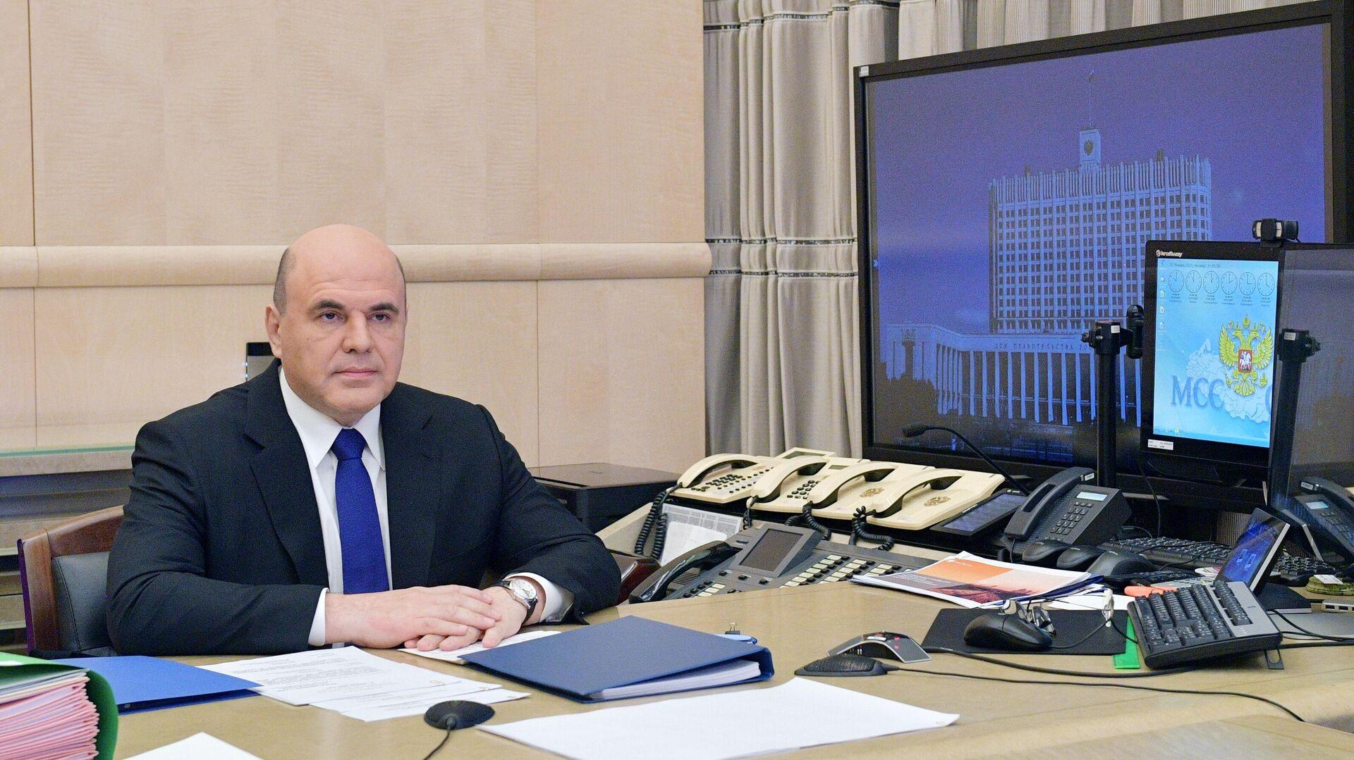 Мишустин освободил от должности зампреда фонда ОМС Нечепоренко