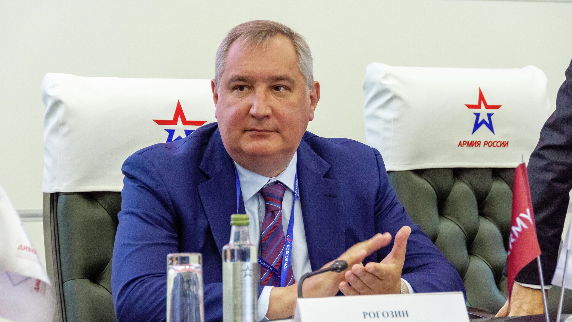 Рогозин рассказал о разработке ядерного буксира для дальнего космоса