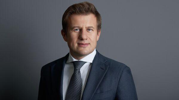 Старший вице-президент ВТБ Владимир Потапов