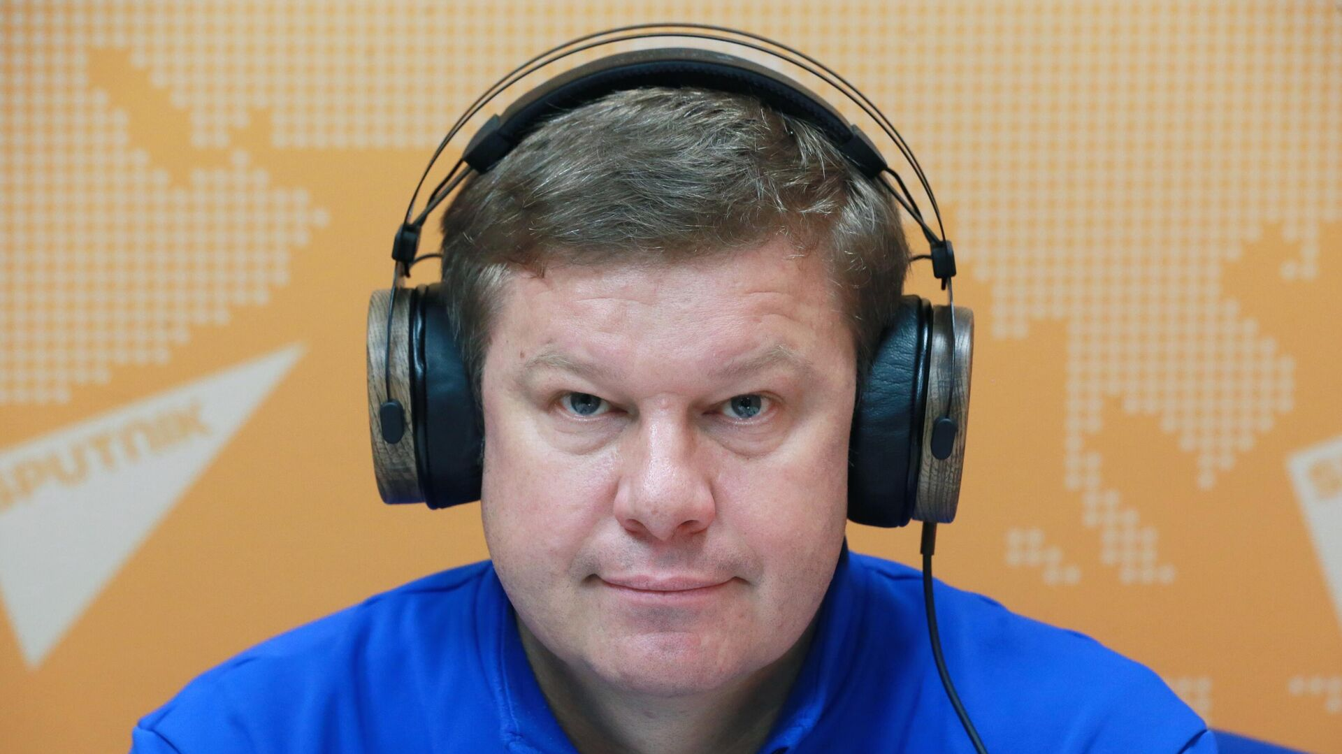 Телеведущий Дмитрий Губерниев - РИА Новости, 1920, 03.03.2021