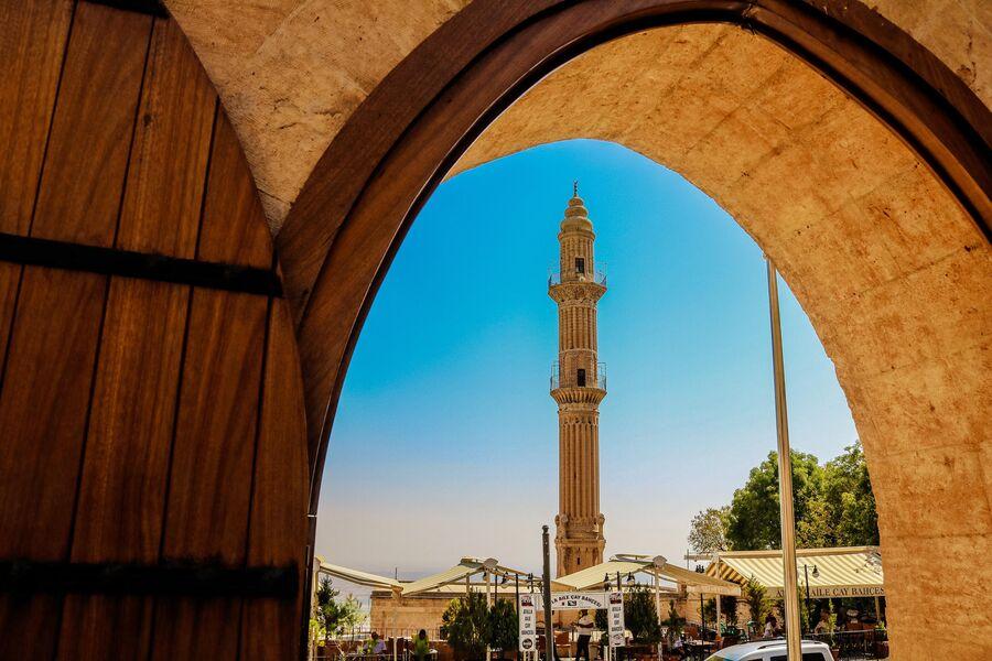 Мечеть в Мардине, Турция