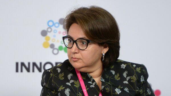 Генеральный директор системного интегратора IBS Светлана Баланова
