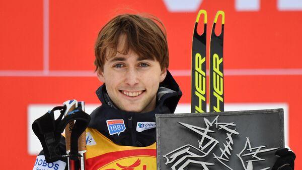 Ярл Магнус Риибер (Норвегия)