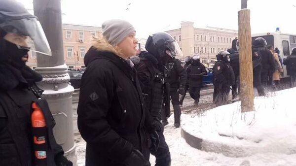 Депутат Мосгордумы Евгений Ступин задержан на Сухаревской
