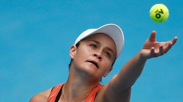 Австралийская теннисистка Эшли Барти