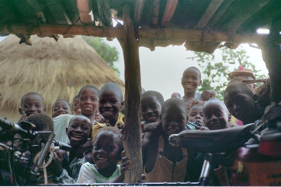 Западная Африка, 1994