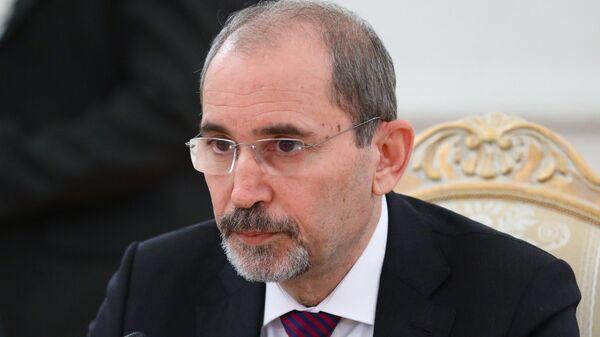 Заместитель премьер-министра Иордании, министр иностранных дел и по делам экспатриантов Айман Хусейн Абдалла ас-Сафади