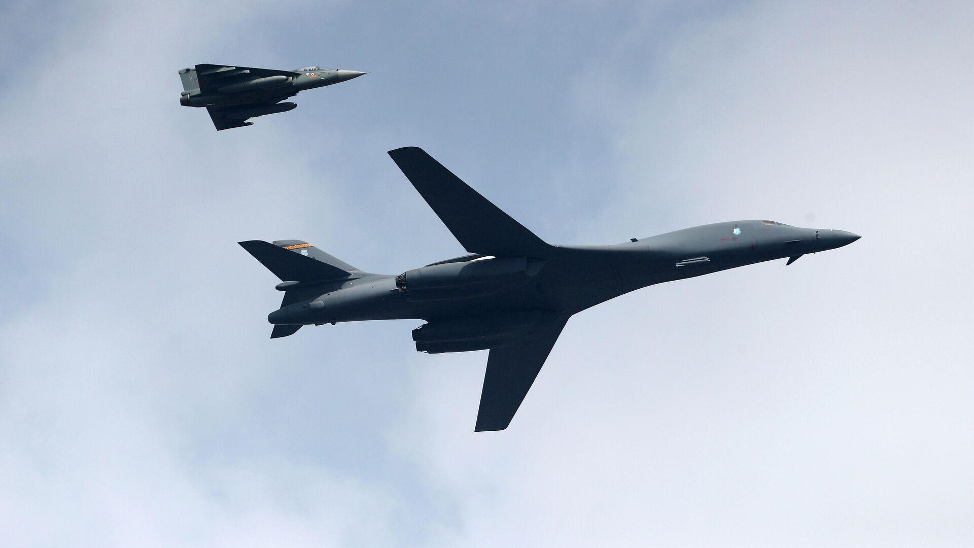 США перебросили в Норвегию стратегические бомбардировщики