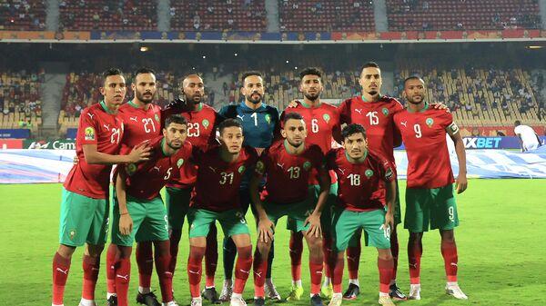 Сборная Марокко по футболу