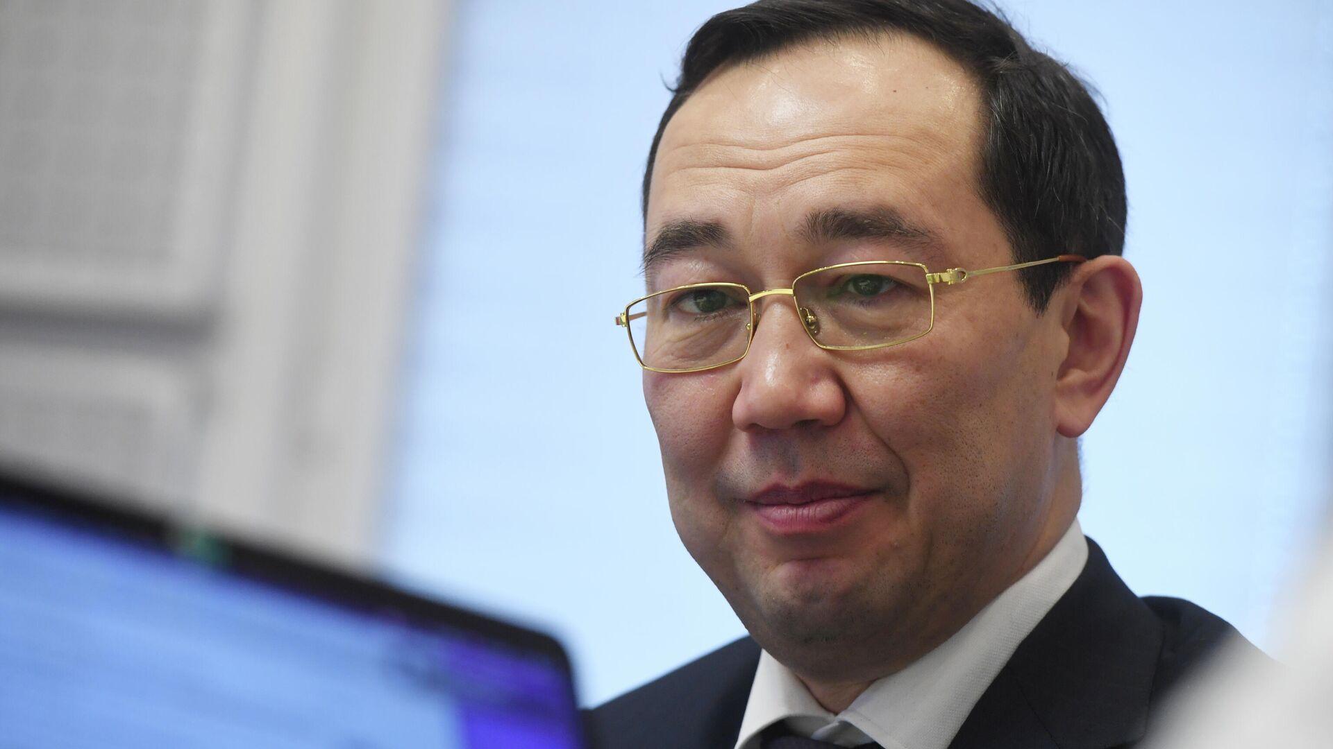 Инаугурация нового главы Якутска состоится 2 апреля