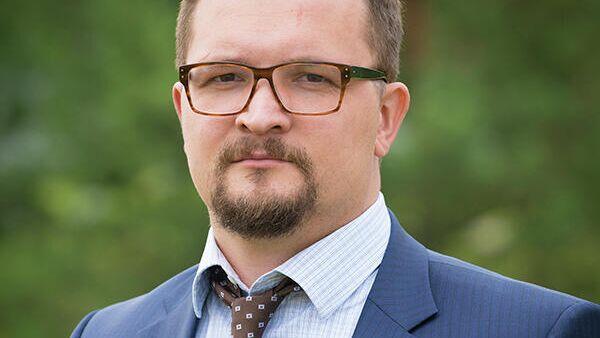 Генеральный директор акционерного общества Организация Агат  Никита Казинский