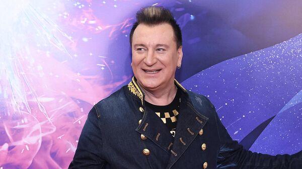 Певец Сергей Пенкин