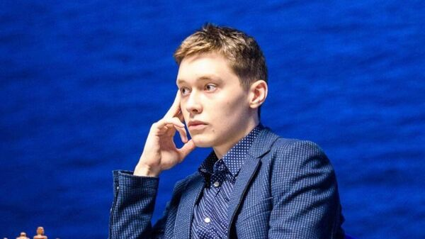 Российский шахматист Андрей Есипенко