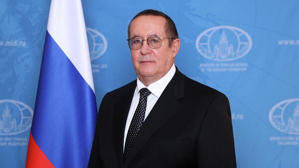 Чрезвычайный и Полномочный Посол Российской Федерации в Республике Филиппин Марат Павлов