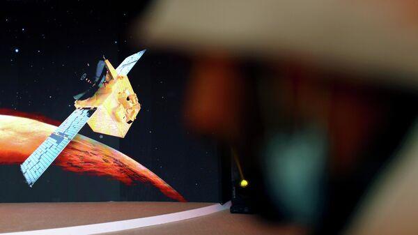 Первый арабский космический аппарат Hope