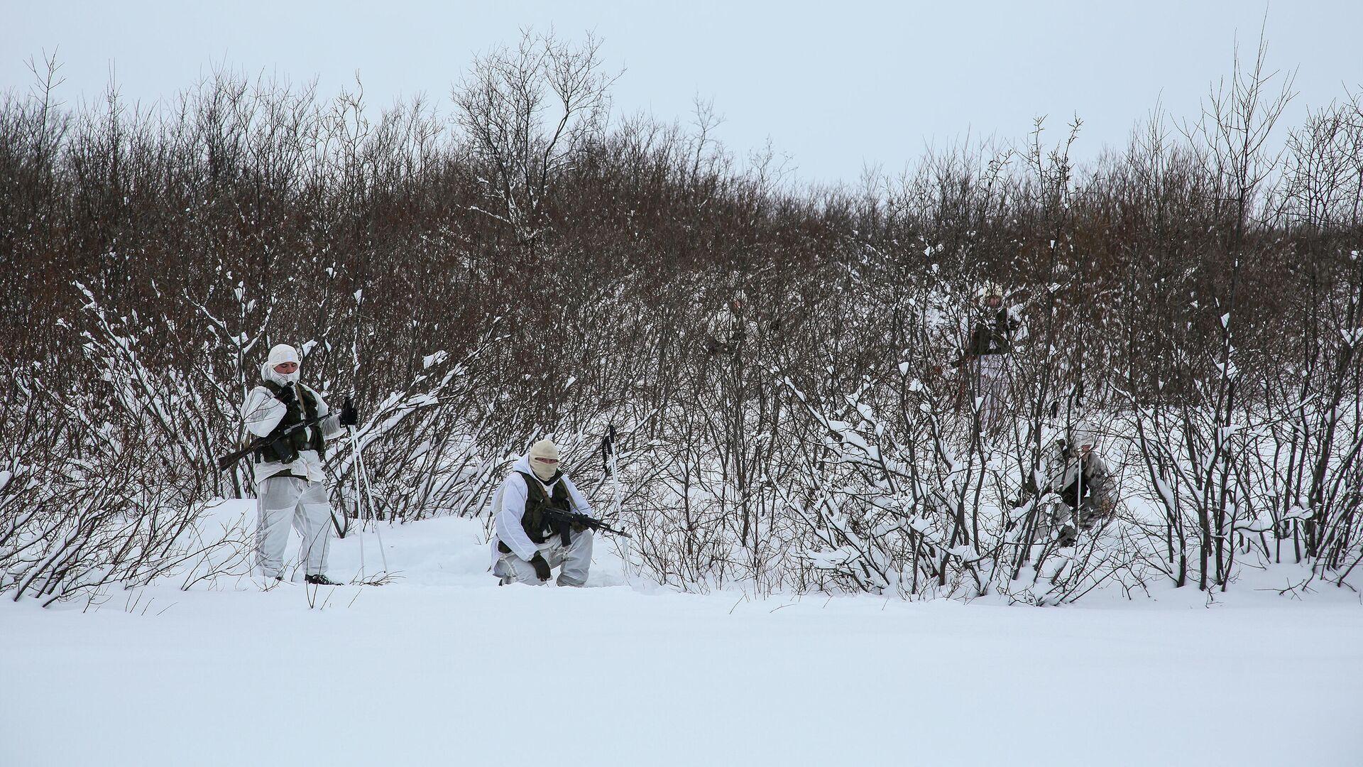 Подразделения ПВО в Арктике подняли по тревоге в рамках проверки