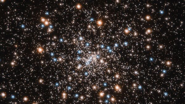 Шаровое скопление NGC 6397