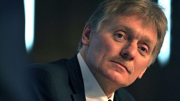 Заместитель руководителя администрации президента, пресс-секретарь президента РФ Дмитрий Песков