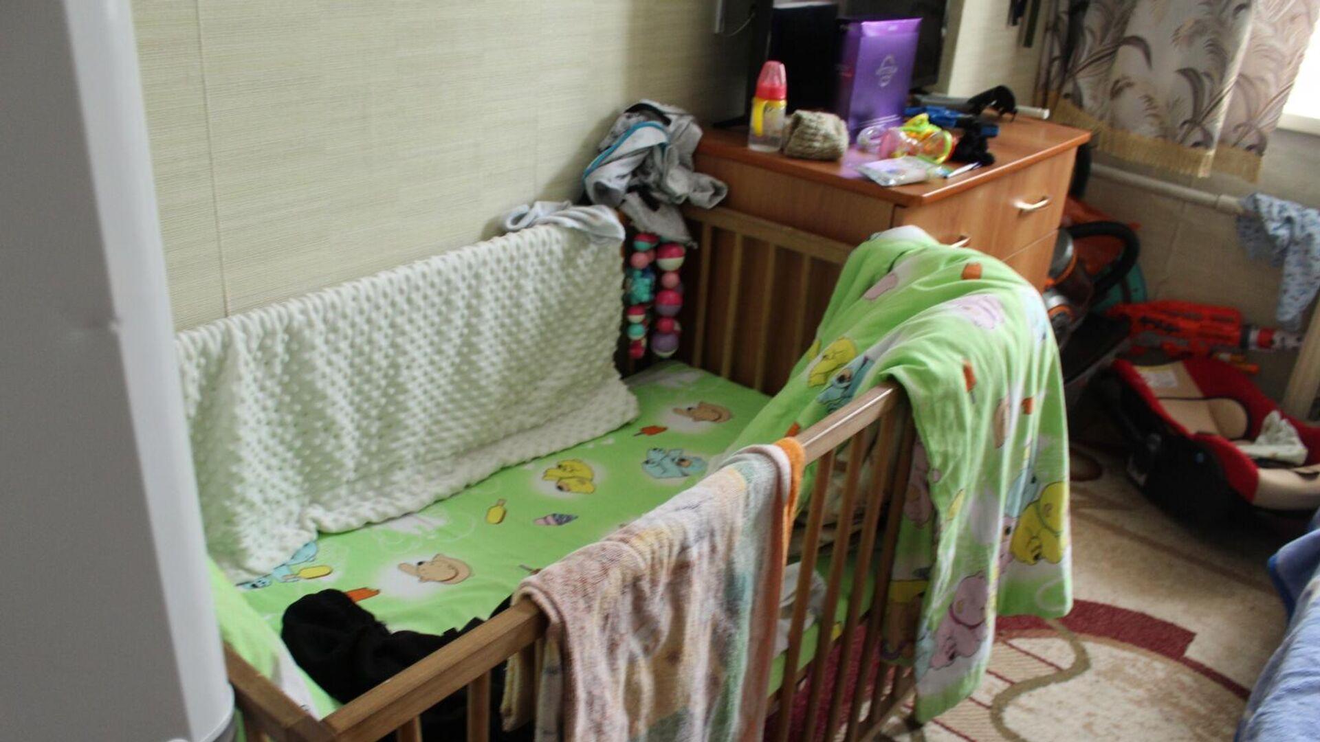 Нижегородские власти рассказали о женщине, забывшей младенца на остановке
