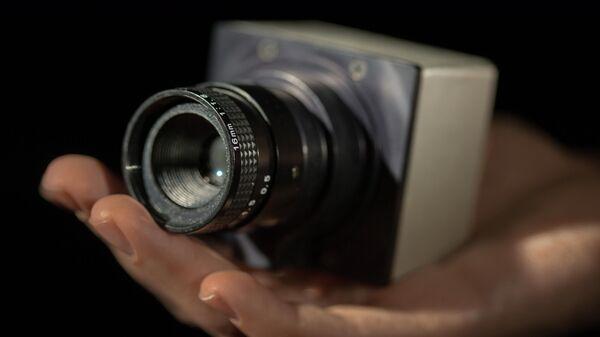 Камера коротковолнового ИК диапазона, собранная инженерами НПО Орион