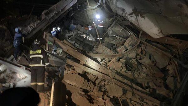 Пять пострадавших при обрушении в Норильске находятся в тяжелом состоянии