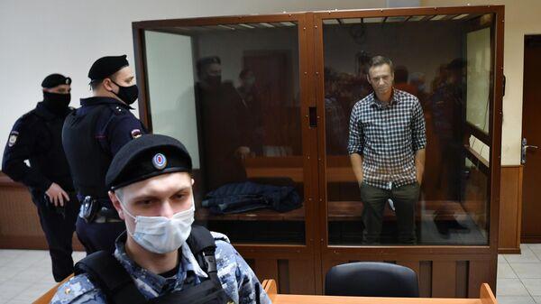 Мосгорсуд отклонил просьбу защиты освободить Навального по решению ЕСПЧ