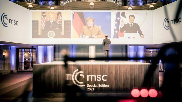 Онлайн-сессия Мюнхенской конференции по безопасности