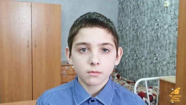 Иван С., август 2009, Кемеровская область