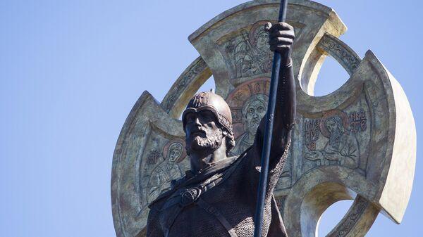 Памятник Александру Невскому в Калининграде