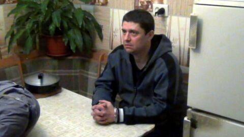 Евгений Гущин на допросе