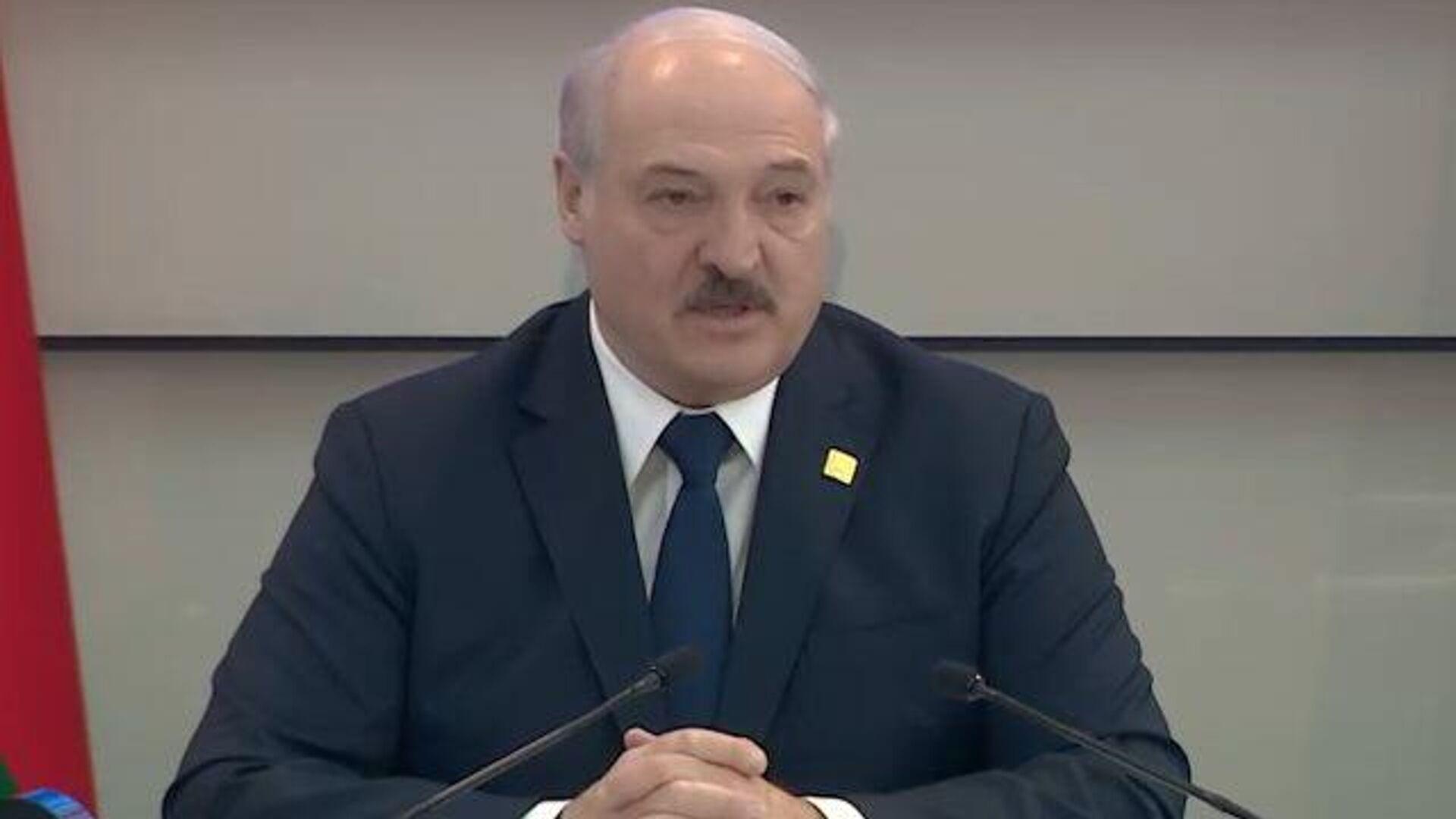 Лукашенко: Ни один мой ребенок президентом не будет - РИА Новости, 1920, 26.02.2021