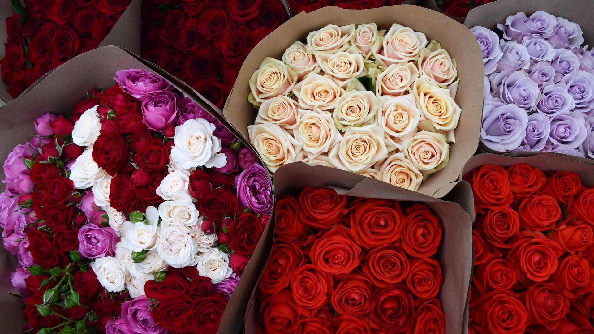 Матвиенко возмутили цены на цветы перед 8 Марта