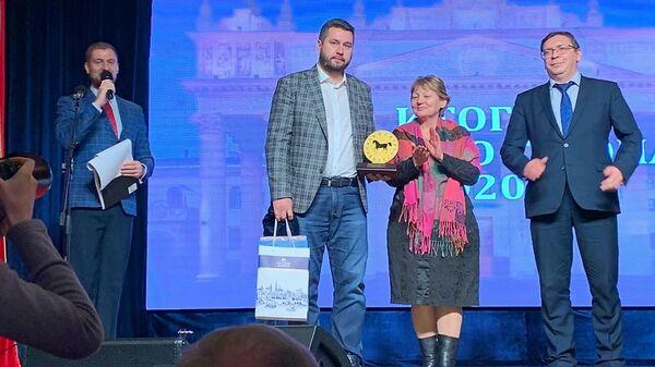 Конный завод Орловский фаворит из Тюменской области признан лучшим племенным конным заводом России 2020 года