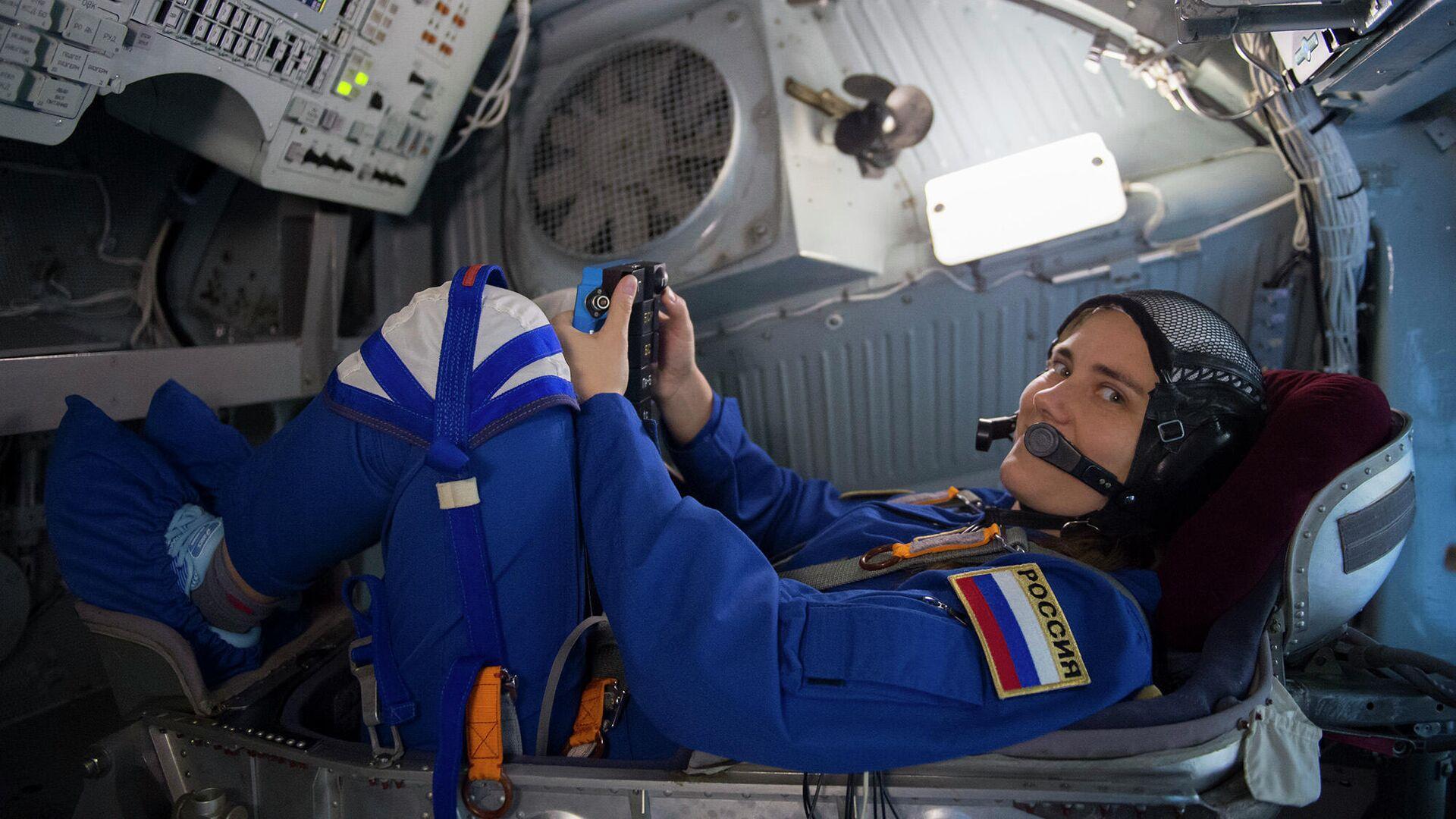 Источник: на МКС отправят единственную женщину в отряде космонавтов