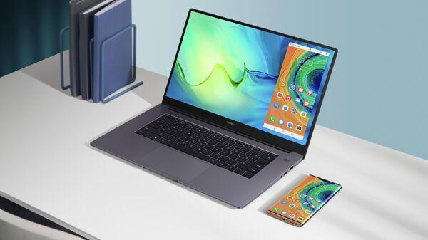 Лэптопа от Huawei MateBook D 15