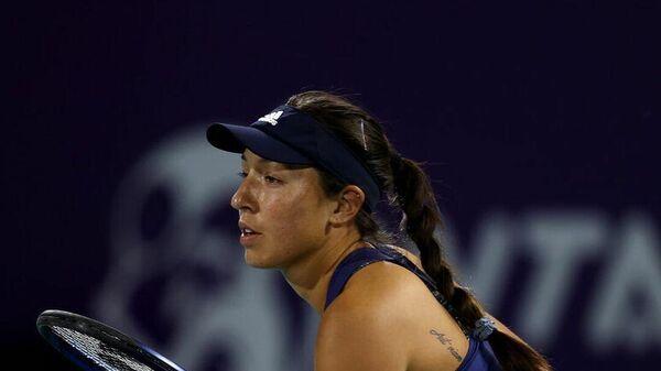Американская теннисистка Джессика Пегула.