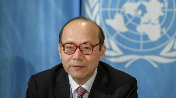 Постоянный представитель КНР при ООН Чэнь Сюй