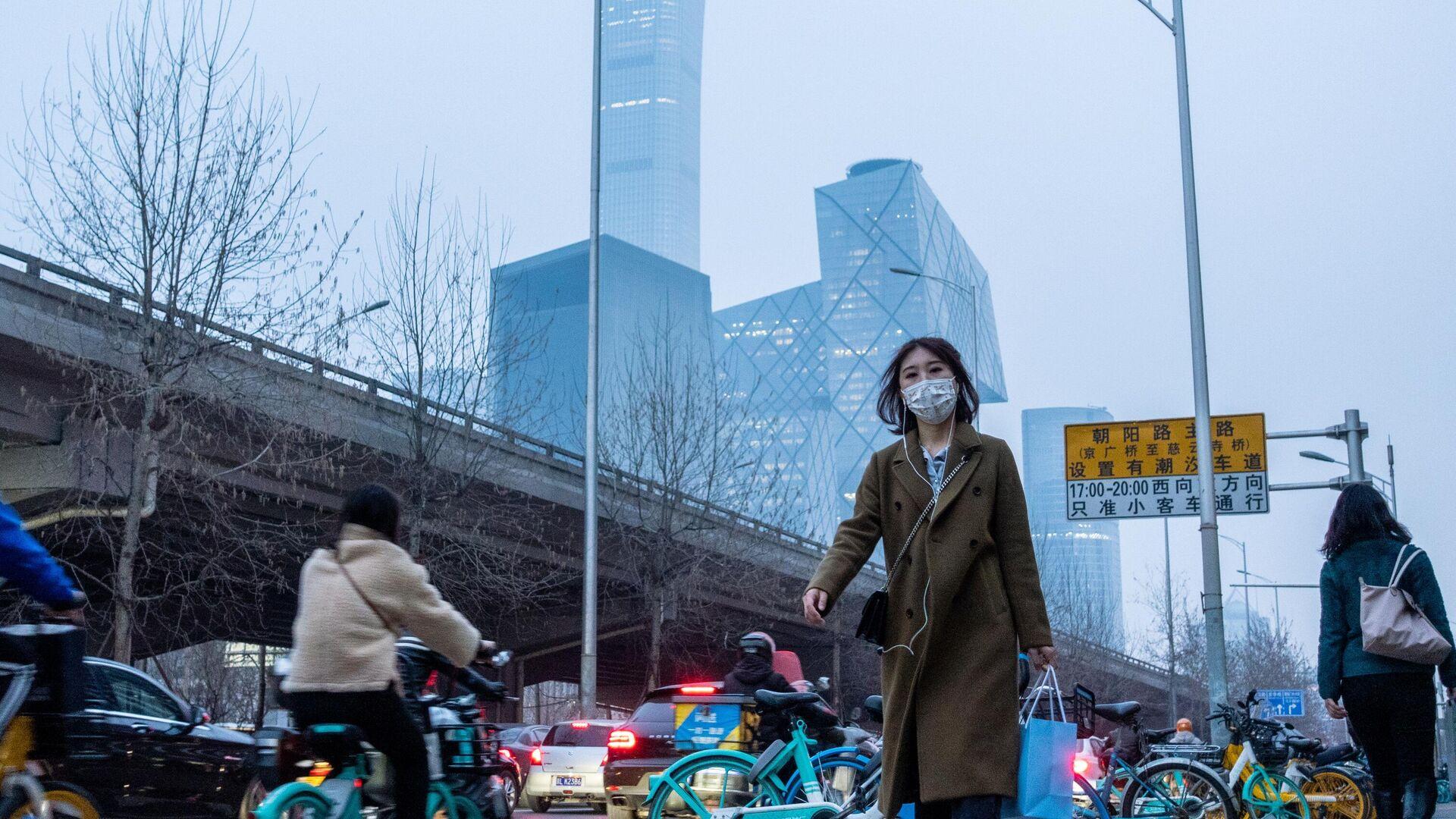 Китай через год после объявления о начале пандемии - РИА Новости, 1920, 05.08.2021