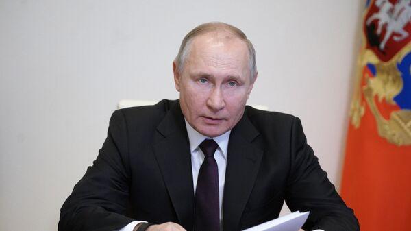 Путин допустил вступление Украины в НАТО