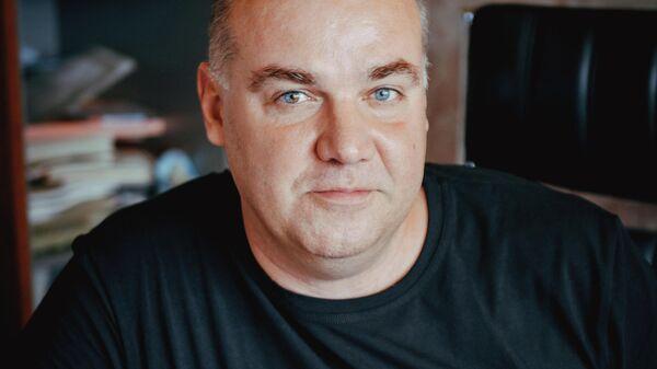 Сооснователь и директор компании-издателя и дистрибьютера игр Бука Александр Михайлов